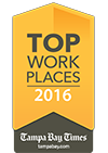 Click here to see our placement in Florida's Best Companies to Work For